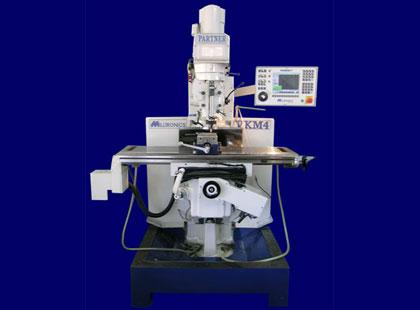 Milltronics Partner VKM4 Vertical CNC Mill