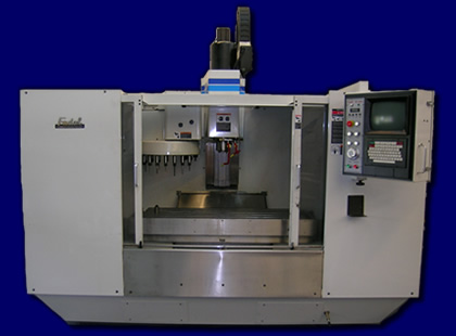 Fadal 5020 Vertical CNC Mill