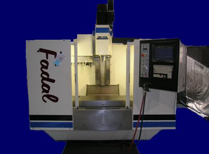 Fadal 3016 Vertical CNC Mill