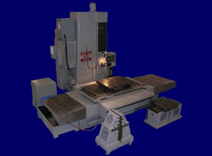 Devlieg 4W72 Horizontal Boring Mill